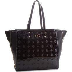 Torebka NOBO - NBAG-D0012-C020 Czarny. Czarne torebki klasyczne damskie Nobo, ze skóry ekologicznej. W wyprzedaży za 179,00 zł.