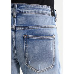 Jeansy męskie regular: Sixth June DESTROY & ZIPPER Jeansy Slim Fit blue