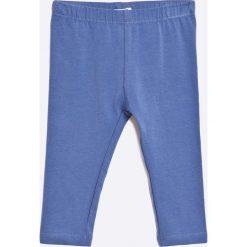 Blu Kids - Legginsy dziecięce 68-98 cm ( 2-pack). Różowe legginsy dziewczęce Blukids, z bawełny. W wyprzedaży za 19,90 zł.