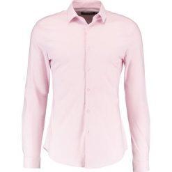 Koszule męskie na spinki: Topman MUSCLE FIT Koszula pink