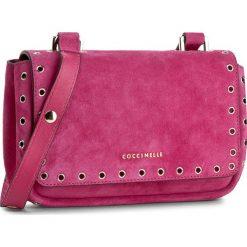 Torebka COCCINELLE - YV3 Minibag C5 YV3 15 D0 24 Magnolia 058. Brązowe listonoszki damskie marki Coccinelle, ze skóry. W wyprzedaży za 749,00 zł.