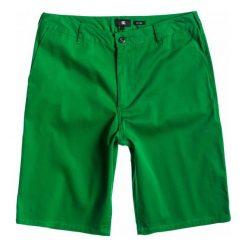 DC Spodenki Dc Worker Eu M Wkst grz0 31. Zielone spodenki sportowe męskie marki DC, z materiału, sportowe. W wyprzedaży za 121,00 zł.