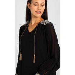 Karen by Simonsen BRIGHT DRESS Sukienka letnia black. Czarne sukienki letnie Karen by Simonsen, z materiału. W wyprzedaży za 519,35 zł.