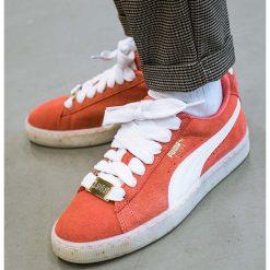Buty Puma Suede Classic BBoy Fabulous (36555902). Szare buty sportowe damskie marki Puma, z materiału, puma suede. Za 199,99 zł.