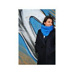 Szaliki damskie: CHUSTA/SZALIK BUTTON SCARF UNISEX kolory