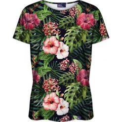 Colour Pleasure Koszulka damska CP-030 158 zielona r. M/L. Zielone bluzki damskie Colour pleasure, l. Za 70,35 zł.