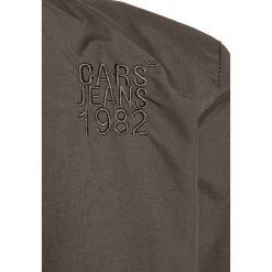 Cars Jeans BLOKE Kurtka Bomber olive. Zielone kurtki chłopięce przeciwdeszczowe Cars Jeans, z jeansu. W wyprzedaży za 135,85 zł.