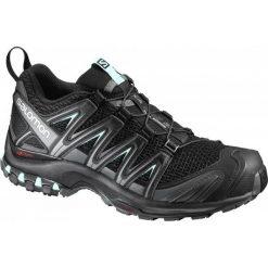 Salomon Buty Do Biegania Xa Pro 3d W Black/Magnet/Fair Aqua 42.0. Czarne buty do biegania damskie Salomon. W wyprzedaży za 369,00 zł.