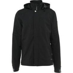 Rukka SAUL Kurtka Outdoor black. Czarne kurtki trekkingowe męskie Rukka, m, z materiału. W wyprzedaży za 384,30 zł.