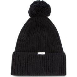 Czapka CONVERSE - 609881 Black. Czarne czapki męskie Converse, z bawełny. Za 99,00 zł.