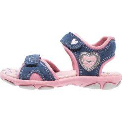 Superfit NELLY Sandały water. Niebieskie sandały chłopięce marki Superfit, z materiału. Za 249,00 zł.