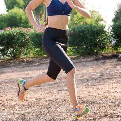 Legginsy damskie do fitnessu: Legginsy z efektem sauny