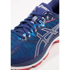 ASICS GELNIMBUS Obuwie do biegania treningowe blue print/race blue. Niebieskie buty do biegania męskie Asics, z materiału. Za 759,00 zł.
