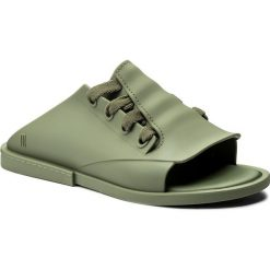 Chodaki damskie: Klapki MELISSA - Ulitsa Ad 32237 Green 01457