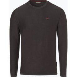 Napapijri - Sweter męski – Decil 1, szary. Szare swetry klasyczne męskie marki Napapijri, l, z materiału, z kapturem. Za 299,95 zł.