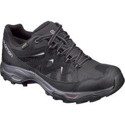 Salomon Buty Trekkingowe Effect Gtx W Phantom/Black/Dawn Blue 41.3. Czarne buty trekkingowe damskie Salomon. W wyprzedaży za 359,00 zł.
