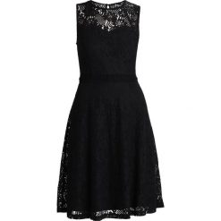 Sukienki: Dorothy Perkins FIT AND FLARE DRESS Sukienka koktajlowa black