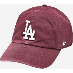 47brand - Czapka MLB Los Angeles Dodgers. Czerwone czapki z daszkiem męskie 47brand. Za 89,90 zł.