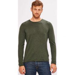 Selected - Sweter. Szare swetry klasyczne męskie marki Selected, l, z materiału. Za 169,90 zł.