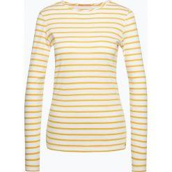 T-shirty damskie: BOSS Casual – Damska koszulka z długim rękawem – Tafi, czarny