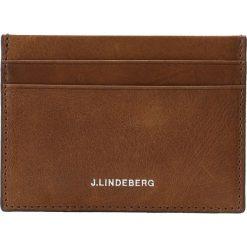 Portfele męskie: J.LINDEBERG Portfel mid brown
