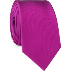 Krawat KWRR001653. Różowe krawaty męskie marki Reserved. Za 69,00 zł.