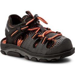 Buty dziecięce: Sandały NEW BALANCE – K2029BON Black/Orange