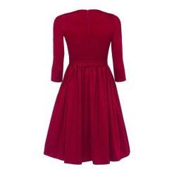Sukienki hiszpanki: Sukienka Melia czerwona 32