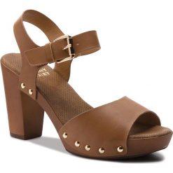 Sandały damskie: Sandały JENNY FAIRY - LS4447-11A Camel