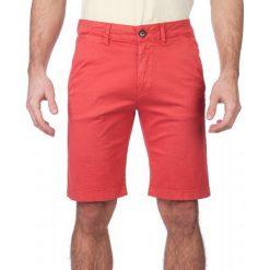 Spodenki i szorty męskie: Pepe Jeans Szorty Męskie Mc Queen 33 Czerwony