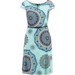 Sukienki hiszpanki: comma Sukienka letnia  ornamental