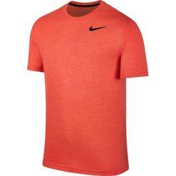 Nike Koszulka męska Dri-Fit Training SS  pomarańczowa r. XL (742228 891). Brązowe koszulki sportowe męskie Nike, m. Za 111,26 zł.
