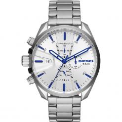 Zegarek DIESEL - MS9 Chrono DZ4473  Silver/Silver. Szare zegarki męskie Diesel. Za 849,00 zł.