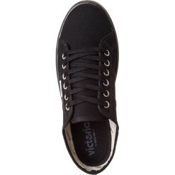 Trampki damskie slip on: Victoria Shoes BLUCHER Tenisówki i Trampki black