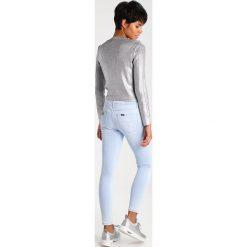 LOIS Jeans CORDOBAF Jeans Skinny Fit summer bleach. Szare jeansy damskie marki LOIS Jeans, z bawełny. W wyprzedaży za 252,45 zł.