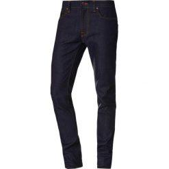 Nudie Jeans THIN FINN Jeansy Slim Fit organic dry ecru embo. Czarne jeansy męskie relaxed fit marki Criminal Damage. Za 419,00 zł.