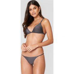 FAYT Dół od bikini Kelvin - Grey. Szare bikini FAYT, w paski. Za 76,95 zł.