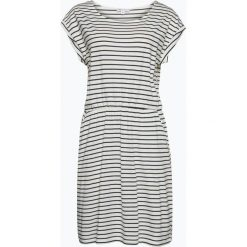 Marie Lund - Sukienka damska, beżowy. Brązowe sukienki hiszpanki Marie Lund, na lato, xxl, w paski, z dżerseju, oversize. Za 89,95 zł.
