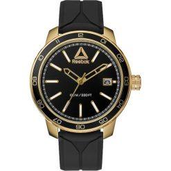 Biżuteria i zegarki: Zegarek kwarcowy w kolorze czarno-złotym