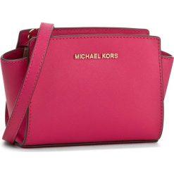 Torebka MICHAEL KORS - Selma 32H3GLMC1L Ultra Pink. Czerwone listonoszki damskie marki Michael Kors. Za 759,00 zł.