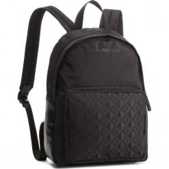 Plecak EMPORIO ARMANI - 402507 8A554 00020 Black. Czarne plecaki damskie Emporio Armani, z materiału, eleganckie. Za 679,00 zł.
