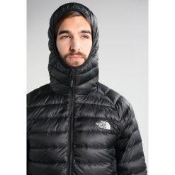 The North Face TREVAIL Kurtka puchowa black. Szare kurtki sportowe męskie marki The North Face, l, z materiału, z kapturem. Za 999,00 zł.