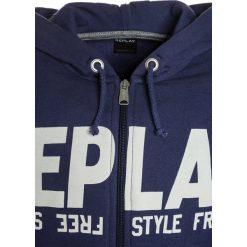 Replay Bluza rozpinana midnight blue. Zielone bluzy chłopięce rozpinane marki Replay, z bawełny. W wyprzedaży za 199,20 zł.