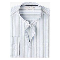 Koszule męskie na spinki: Mango Man – Koszula Columbia
