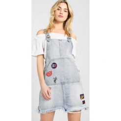 Sukienki hiszpanki: MINKPINK FREE RIDE PATCH PINNIE Sukienka jeansowa vintage blue