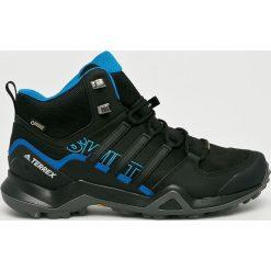 Adidas Performance - Buty Terrex Swift R2 Mid. Czarne buty trekkingowe męskie adidas Performance, z gore-texu, na sznurówki, outdoorowe, gore-tex. Za 679,90 zł.