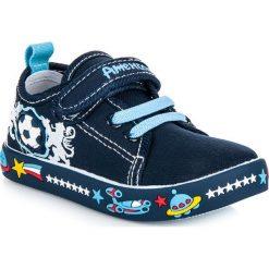 Buty dziecięce: Trampki z gumką dla chłopca SIENA