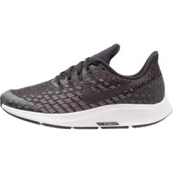 Buty do biegania męskie: Nike Performance AIR ZOOM PEGASUS 35 Obuwie do biegania treningowe black/oil grey/gunsmoke/white