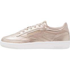 Trampki i tenisówki damskie: Reebok Classic CLUB C 85 LTHR Tenisówki i Trampki pearl metallic/grey gold/white