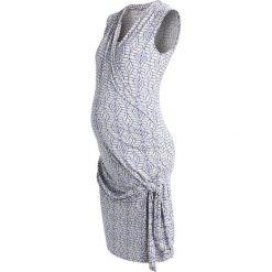 Sukienki hiszpanki: bellybutton Sukienka z dżerseju grey/blue